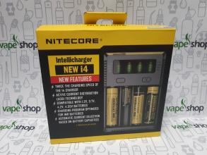 Зарядное устройство Nitecore i4 NEW EU Universal Charger 3.7-4.35V 4x